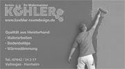 Hausbau Partner Malermeister Armin Köhler